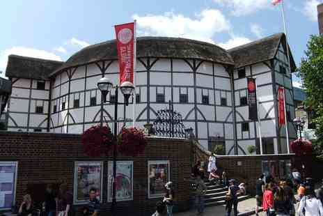 Shakespeares Globe Exhibition - Tickets to Shakespeares Globe Exhibition with Optional Bankside Tour on 6 August to 29 September - Save 38%