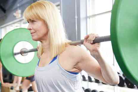 Axis Fitness - Gym Membership Up to 12 Months for One or One Month for Two - Save 0%