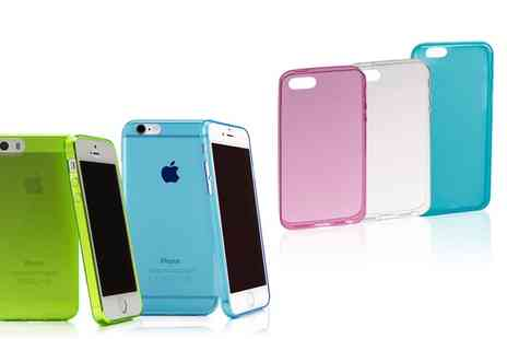 Groupon Goods Global GmbH - CASEual Flexo Slim Case for iPhone 5 Or 5S or 6 in Choice of Colour - Save 0%