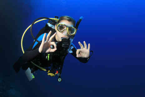 Aqua Pursuits - Introduction to scuba diving course for one or two - Save 60%