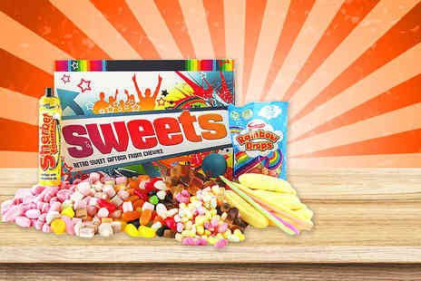Chewbz - Bumper box of sweets - Save 67%