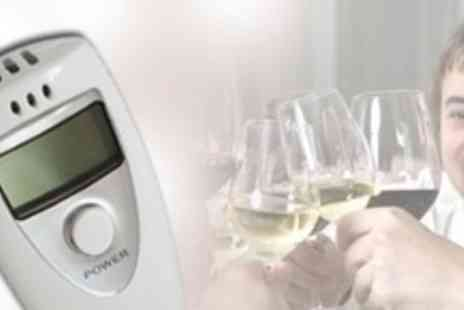 Casada - Digital Display Alcohol Breath Testers Two Testers - Save 68%