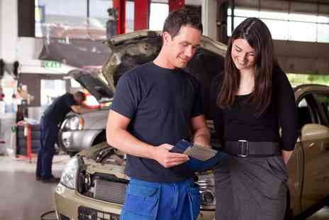 John Saint Automotive - Car MOT Test - Save 30%