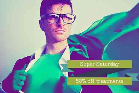 MSH Wellbeing - Super Saturday - Save 50%