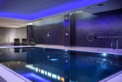 Crowne Plaza Newcastle - Spa Package with Massage, Facial, Afternoon Tea & Bubbly - Save 33%