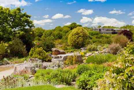 National Botanic Gardens of Wales - Entry for 2 to National Botanic Garden of Wales - Save 32%