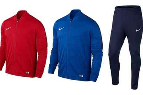 Salvador Company - Nike Academy 16 Knit Tracksuit Range in Choice of Colour and Size With Free Delivery - Save 29%