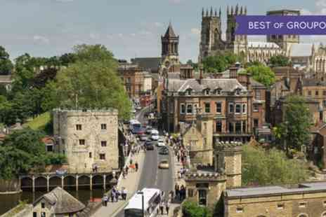 The Limes York - One Night Stay for Two with Breakfast or 2 Nights Plus Prosecco - Save 0%