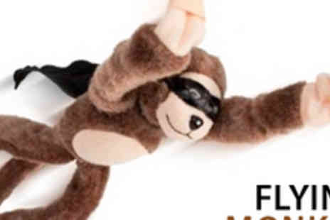 Gifts 4 U - Fun Flying Monkey - Save 77%