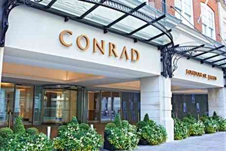 Conrad London - Luxury One Night Break for Two - Save 0%