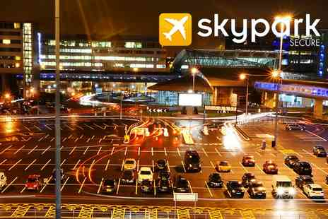 SkyParkSecure - Airport Parking, Choice and Locations  - Save 0%