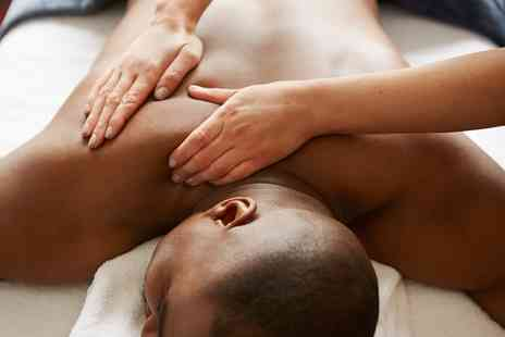 Weston Male Grooming - Choice of Massage - Save 48%