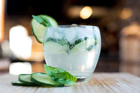 Nineteen32 - Ticket to the Tyneside Gin Festival, North Shields on Sunday 18th September choose an afternoon or evening slot - Save 45%