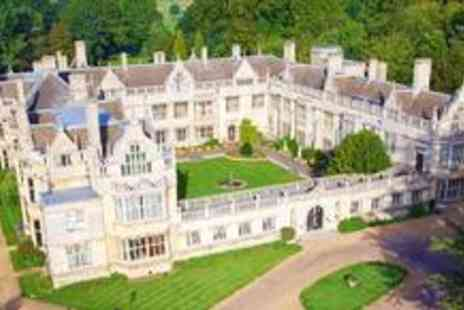 Rushton Hall - Spa escape at Rushton Hall Hotel & Spa worth one-night stay in a superior room on a king size bed - Save 34%