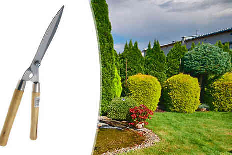 M and M Deals - 10inch Garden Shears - Save 0%