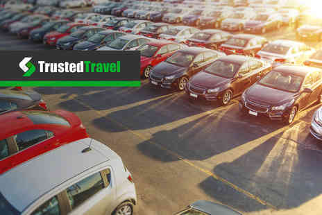 Trusted Travel - Meet and greet or park and ride airport parking - Save 0%