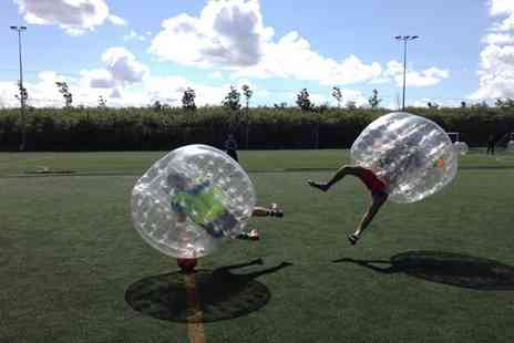 Nebubblefootball - Bubble Football Game for 10 or 15 - Save 0%
