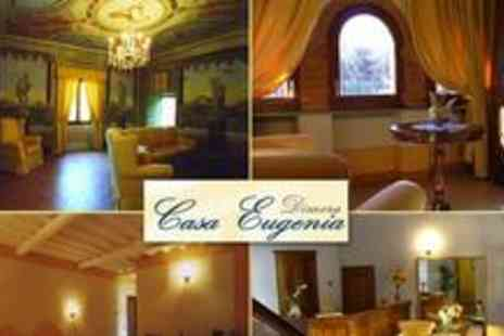 Dimora Casa Eugenia - Three-night stay for two, including breakfast in Tuscany  - Save 59%