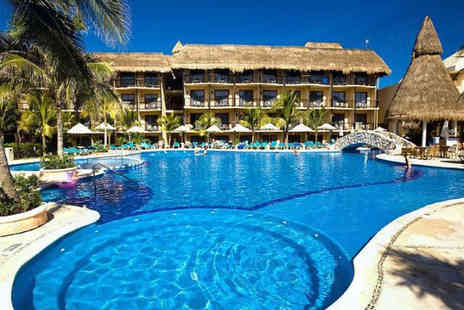 Your Holidays - Seven night 4 Star all inclusive spa break in Mexicos Yucatn Peninsula including flights - Save 24%