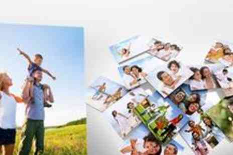 1ClickPrint - Personalised A1 poster from 1ClickPrint - Save 62%