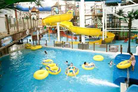 Funtasia Waterpark - Waterpark Entry for One or a Family of Four - Save 37%
