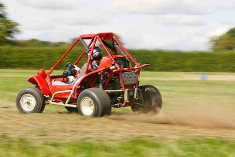 Dorset Adventure Sports - One Hour Power Turn Buggy Experience for One or Two - Save 0%