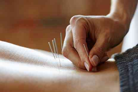 The Medical Studio - Acupuncture Consultation with One Treatment - Save 68%