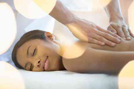 NewAge London - Choice of Massage - Save 65%