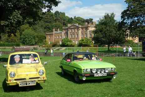 Gemini Events - Classic & Retro car Show on 4 September - Save 38%