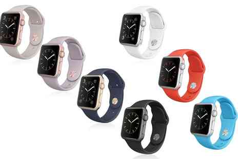 GoldBoxDeals - Apple Watch in Choice of Size and Colour With Free Delivery - Save 0%