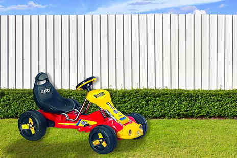 Ebuyer - Kids electric go kart - Save 0%