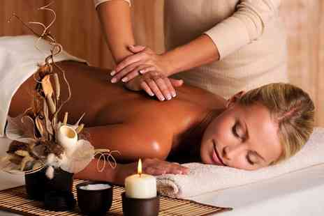 Zensational Beauty - 30 min Back massage for Two - Save 0%