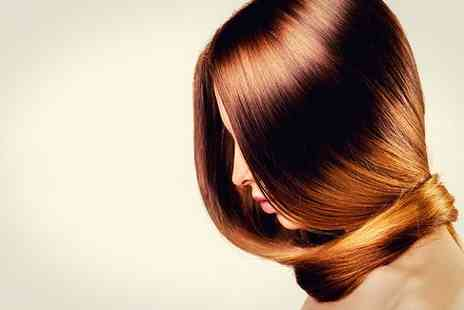Escape Hair Bromley - Brazilian Keratin Treatment Blow dry - Save 35%