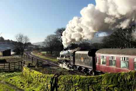 East Lancashire Railway Company - Two Tickets to East Lancashire Railway & Transport Museum - Save 34%