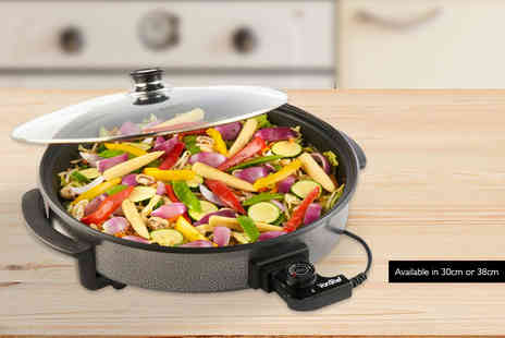 Sashtime - 30cm multi function electric cooker - Save 57%