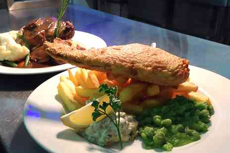 The Black Horse - Two Course Meal for Two or Four - Save 56%