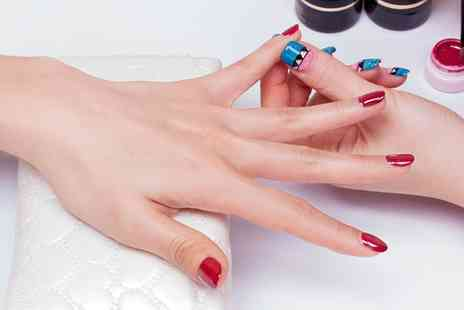 Savvy Health Hair and Beauty - Gel Nails for Fingers, Toes or Both - Save 47%