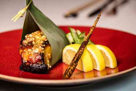 Nirvana Restaurant - Luxury Pan Asian Menu and Bottle of Prosecco for Two - Save 0%