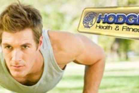 Hodge Health and Fitness - Nine Boot Camp Sessions For One - Save 67%