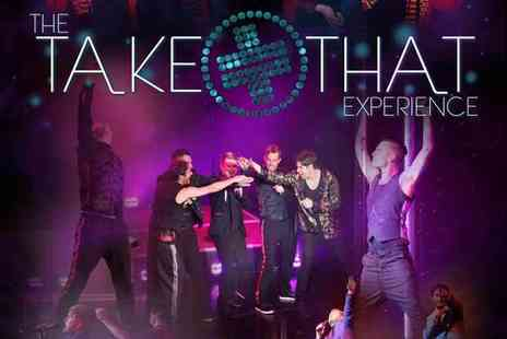 Leeds United Conference and Events - Ticket for a Take That tribute show with a three course meal and bubbly on 26th August 2016 - Save 37%