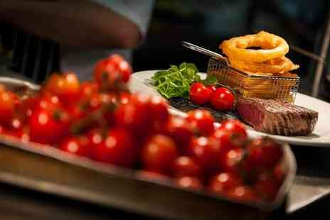 The Winery Bar and Restaurant - Two Course British Lunch for Two or Four - Save 26%