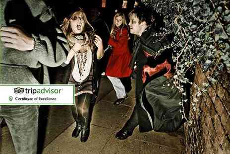 Shiverpool - Ticket to Shiverpools Summer Shivers ghost tour - Save 53%
