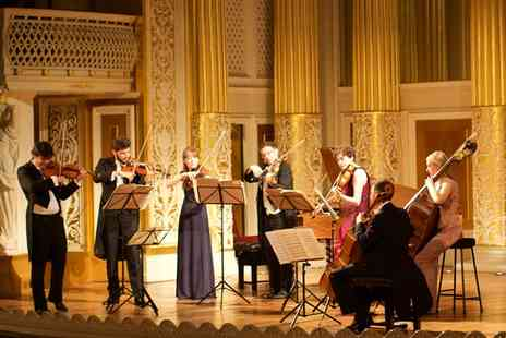 Candlelight Concerts - London Concertante Vivaldis Four Seasons by Candlelight on 10 September - Save 49%