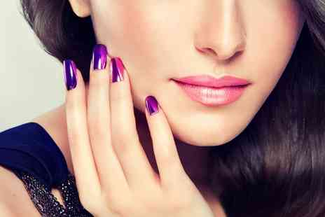 NuYou - Shellac Manicure, Pedicure or Both - Save 52%