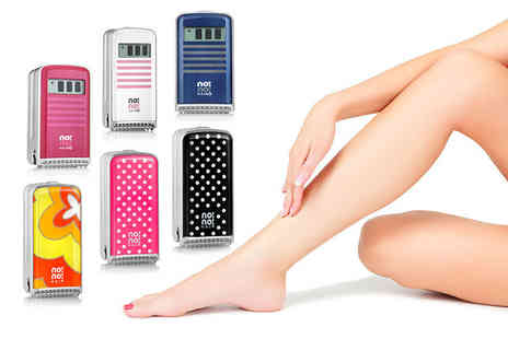 Photo Therapeutics - No No Plus or no no  Lite professional hair removal device choose from six designs - Save 61%