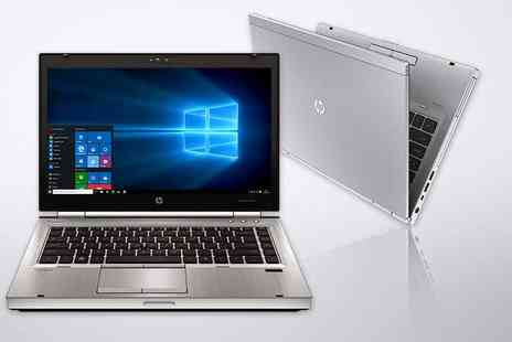 CRS - Refurbished HP Elitebook laptop - Save 75%