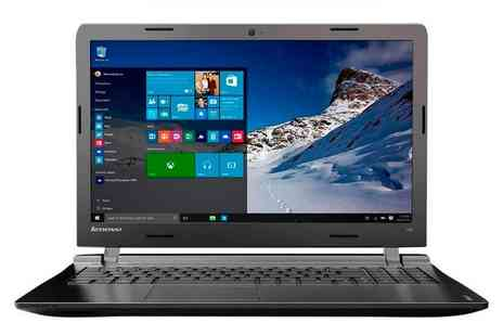 Groupon Goods Global GmbH - Lenovo Ideapad 15.6 Inch 4 To 8GB RAM 500GB To 1TB HDD With Free Delivery - Save 0%