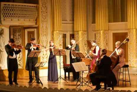 Candlelight Concerts - Ticket to see London Concertante perform Vivaldis Four Seasons by candlelight on 8 September - Save 48%