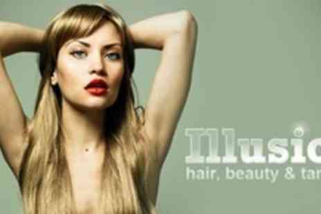 Illusion Hair Beauty - Brazilian Blow Dry - Save 61%