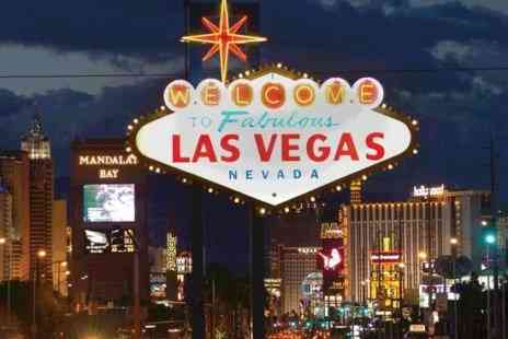 Booking In Style - Las Vegas 4 Night Stay 4 Star Hotel & Flights - Save 20%